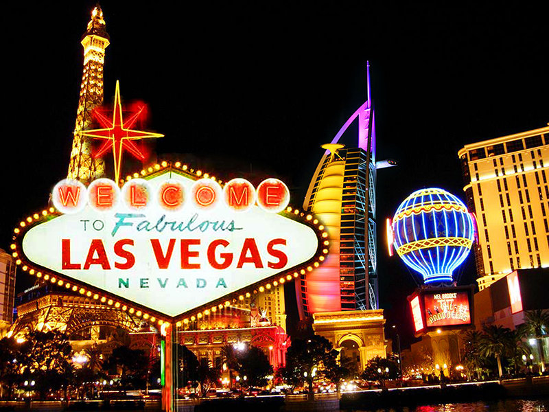 TOUR MỸ CHICAGO - LOS ANGELES –LAS VEGAS–SAN FRANCISCO